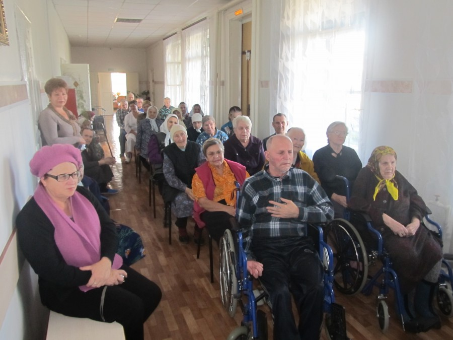 Аннинский дом престарелых вакансии в престарелых домах