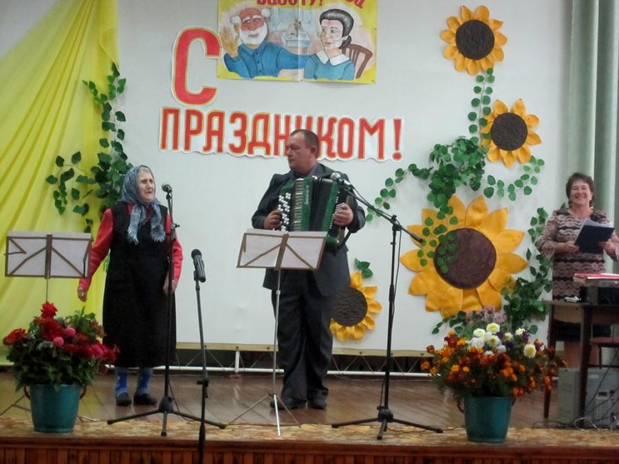 День пожилых в доме интернате дом престарелых в рожке нижегородской области